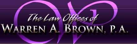 The Law Offices of Warren A. Brown, Esq.